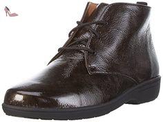 Ganter ANKE, Weite G, Bottes Classiques femme - Brun (antrazit 6200), 40.5 EU - Chaussures ganter (*Partner-Link)