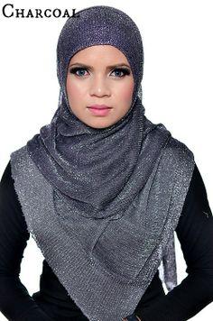 Shimmer Knit Hijab