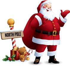 Letters From Santa Clause - Package includes Santa's map showing his directions to your house, letter from Santa postmarked from the North Pole, Santa's Nice List, and Nice List Certificate!