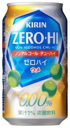 KIRIN - ZERO HI ウメ