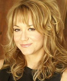 Megyn Price- I love her hair color and hairstyle. Born 03/24/1971  Seattle, Washington  Actress, director