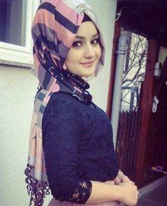 hijab fashi0n <3 it