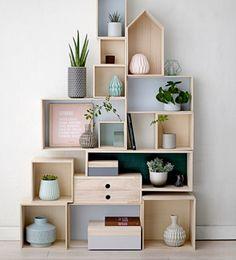 Organization, decor, home, room, design, plants