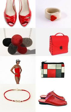 RED by Liat Hartman on Etsy--Pinned with TreasuryPin.com