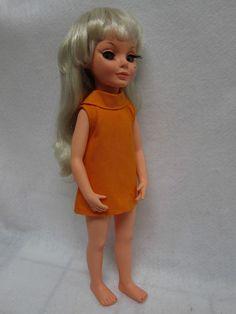 vintage Furga doll • 1966 Simona