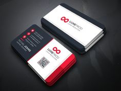 Corporate Business Card by Creative Idea on @creativemarket