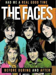 The Faces - Rod Stewart