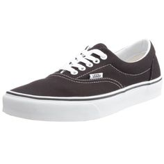 Looking for the perfect Vans Black/White Unisex's Vans Era Skate Shoes 11 (Black)? Please click and view this most popular Vans Black/White Unisex's Vans Era Skate Shoes 11 (Black). Sneakers Mode, Girls Sneakers, Skate Shoes, Vans Shoes, Vans Footwear, Men's Vans, Black Vans, Black Shoes, Womens Fashion Sneakers