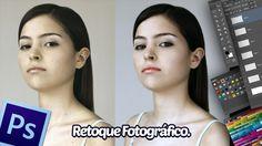 Tutorial Photoshop: Retoque Fotografico Profesional.