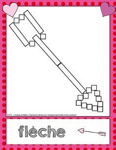 Bonjour! Voici un jeu de réglettes de St-Valentin GRATUIT dans lequel l'enfant doit compléter les illustrations avec les réglettes cuisenaire appropriées (motricité, approximation de la taille, etc.) IMPORTANT : Il faut imprimer le document avec l'option « taille réelle », sinon les mesures auront 2 ou 3 mm de différence avec la taille réelle. Merci! Le document de ... Lire plus... Numeracy, Literacy Centers, Math Activities, Mathematics, Montessori, Borneo, Classroom, Document, Kids