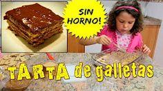 recetas de tortas de galletas - YouTube