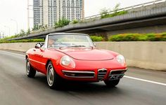 Alfa Romeo Spider Duetto  by Pininfarina
