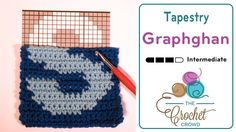 Crochet Tapestry Graphghans Crochet Tapestry Graphghans are for the beginners of this concept, not necessarily beginners of crochet as you