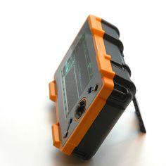 GE Sensing, USM Go. Product Design & Development – 4DESIGN New Zealand