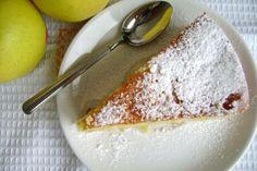 Ricetta Torta di mele al limoncello
