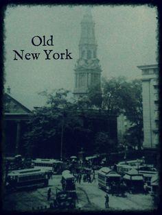 https://flic.kr/p/hVKruQ | Luigi Speranza -- Old New York