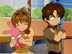 Sakura Kinomoto & Syaoran Li - Cardcaptor Sakura