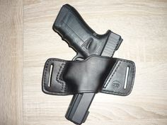 Leather case for Glock