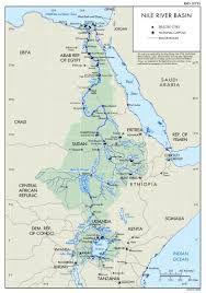 Aswan Dam Egypt Map Google Search Nile River Egypt Map River Basin