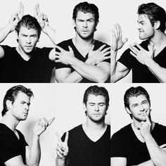 Chris Hemsworth is Thor. Your arguments are invalid.