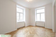 Traumhafte #Altbauwohnung in #Wien Eckhaus, Kegel, Next Door, Tile Floor, Doors, Flooring, Condominium, Real Estates, Refurbishment