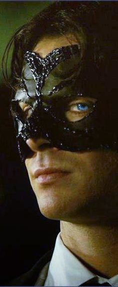 Ian Somerhalder...I'll take the matching mask please