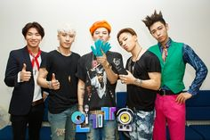 2015-05-10 BIGBANG on SBS Inkigayo