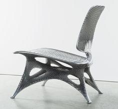 Impressão 3D chega ao design de móveis