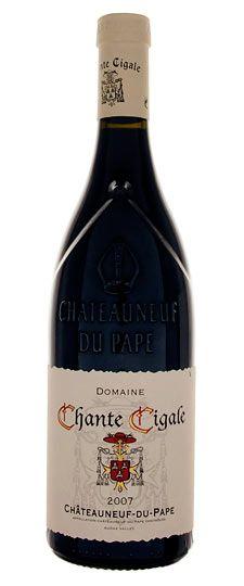 2007 Chante Cigale Châteauneuf-du-Pape