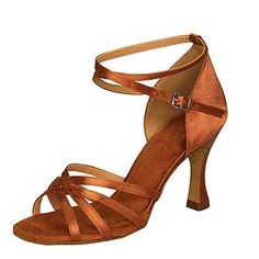 541aaa44fe3 Regular Ballroom Heels for cheap! Latin Dance Shoes