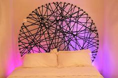 bed room, fratelli campana - Google Search..DIY headboard!