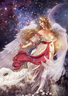Angel of the Cosmos