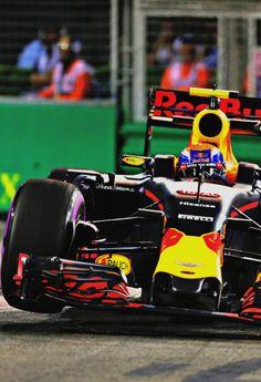 "f1championship: "" Max Verstappen l Singapore 2016 """