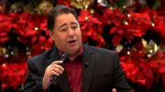 Daniel Rodriguez, America's Tenor, performing on the Hour of Power with Bobby Schuller.