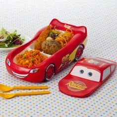 お子様ランチ カーズ マックイーン Japanese Kids Lunch of Cars McQueen