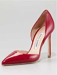 Manolo Blahnik - my all time favourite style