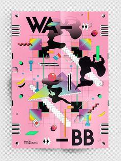 http://www.wearebuerobuero.de  #graphic #design                                                                                                                                                                                 More