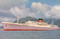 My African odyssey started on board the Pretoria Castle in 1965 Steam Boats, 5 Oceans, Railway Posters, Windsor Castle, Pretoria, Lined Page, Battleship, Homeland, Sailing