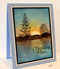 Tranquil thinking of you SU Lovely as a Tree