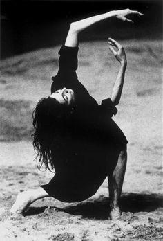emmagleason:Pina Bausch, Tanzteather Wuppertal, 1973.