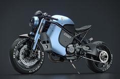 Koenigsegg 1090 Motorcycle Concept | Uncrate