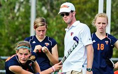 Providing Technical Expertise to U.S. Field Hockey, PU Assistant Coach Franks Headed to London Games