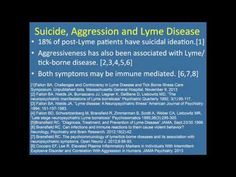 ▶ Psychoimmunology of Tick borne Diseases and its Association with Neuropsychiatric Symptoms HD - YouTube