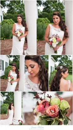 Southern Romance Bridal Shoot at Crown Rose Estate with Made Makeup, Love It At Stellas Bridal and Formal, Candlelight Floral Designs, and Jenna Shriver Photography Maryland Photographer http://jennashriver.com/?p=1363 #jennashriverphotography #southernromanceshoot
