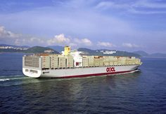 OOCL Joins 20,000 TEU Club With Six-Ship Samsung Order #maritime