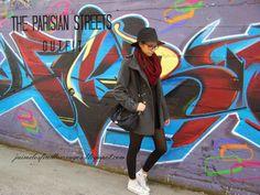 Outfit - The Parisian streets of J'aime les feuilles rouges