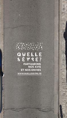 """Opération """"clean tag"""" pour interpeller les vertaviens Chalkboard Quotes, Art Quotes"""