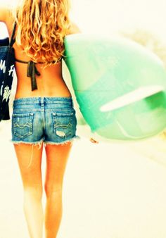 Surfer Girl Style | The Style Umbrella