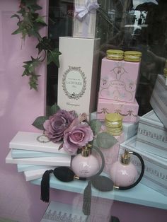 Laduree Ever-Changing Display