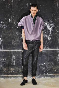 Haider Ackermann Men's Wardrobe